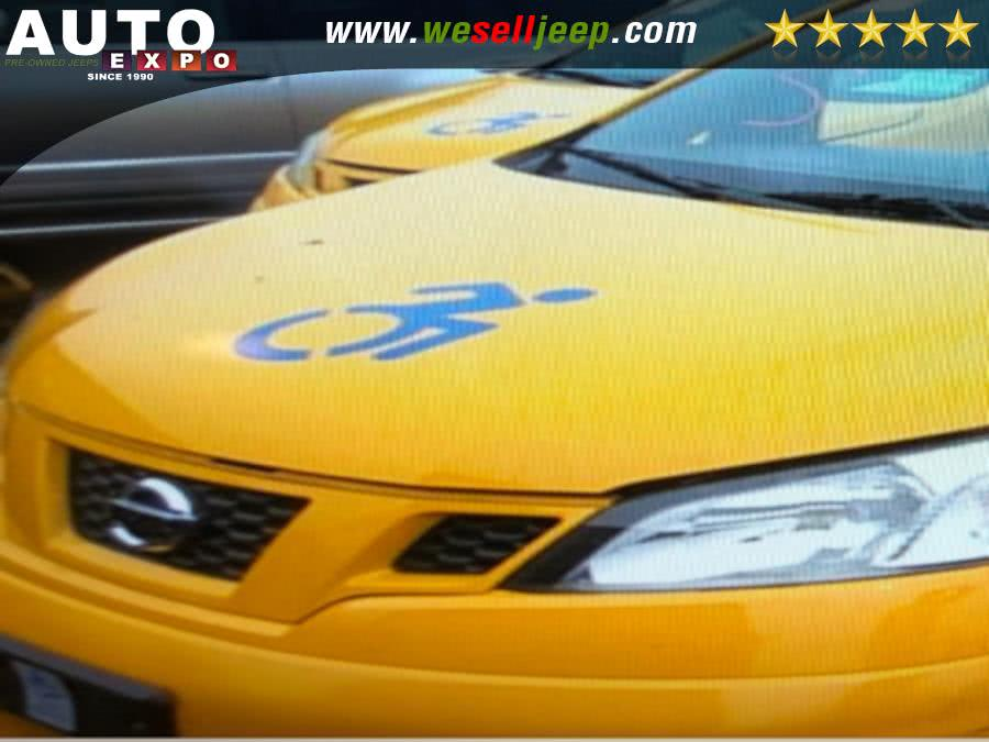 Used 2016 Nissan NV200 Taxi in Huntington, New York | Auto Expo. Huntington, New York