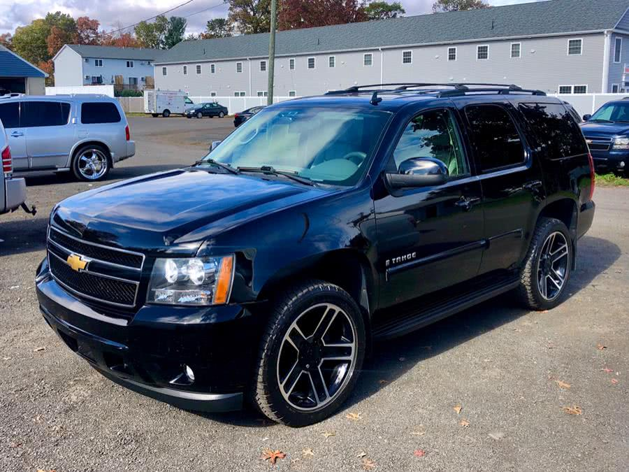 Used Chevrolet Tahoe 4WD 4dr 1500 LT w/1LT 2009 | Primetime Auto Sales and Repair. New Haven, Connecticut