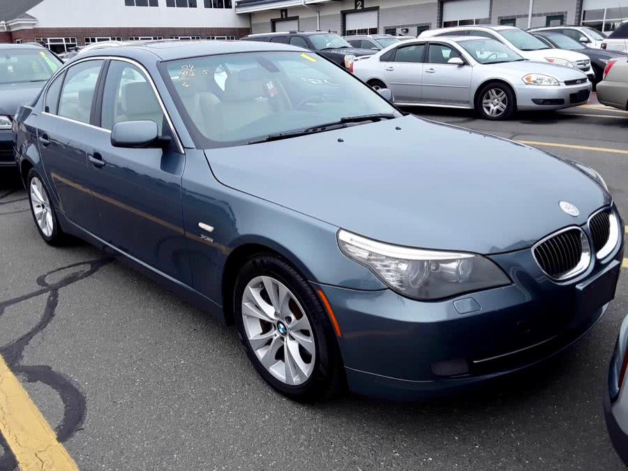 Used 2009 BMW 5 Series in New Haven, Connecticut | Primetime Auto Sales and Repair. New Haven, Connecticut