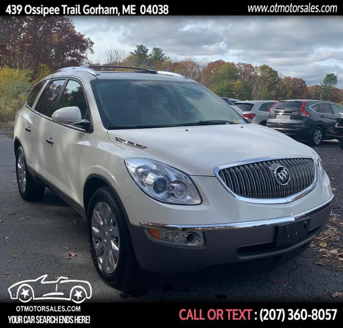 Used Buick Enclave AWD 4dr Premium 2012 | Ossipee Trail Motor Sales. Gorham, Maine