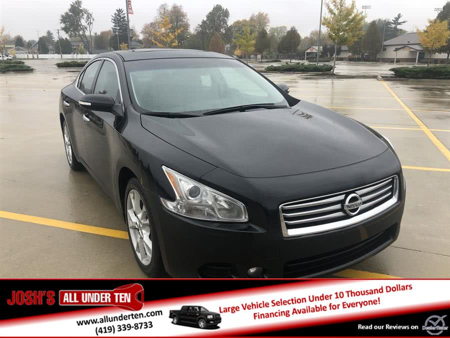 Used 2014 Nissan Maxima in Elida, Ohio | Josh's All Under Ten LLC. Elida, Ohio