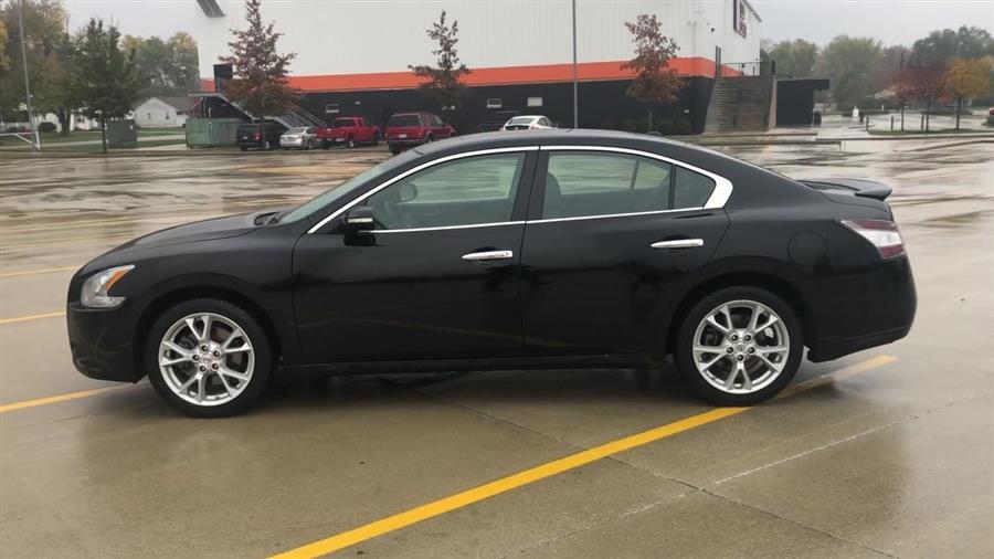 Used Nissan Maxima 4dr Sdn 3.5 SV 2014   Josh's All Under Ten LLC. Elida, Ohio