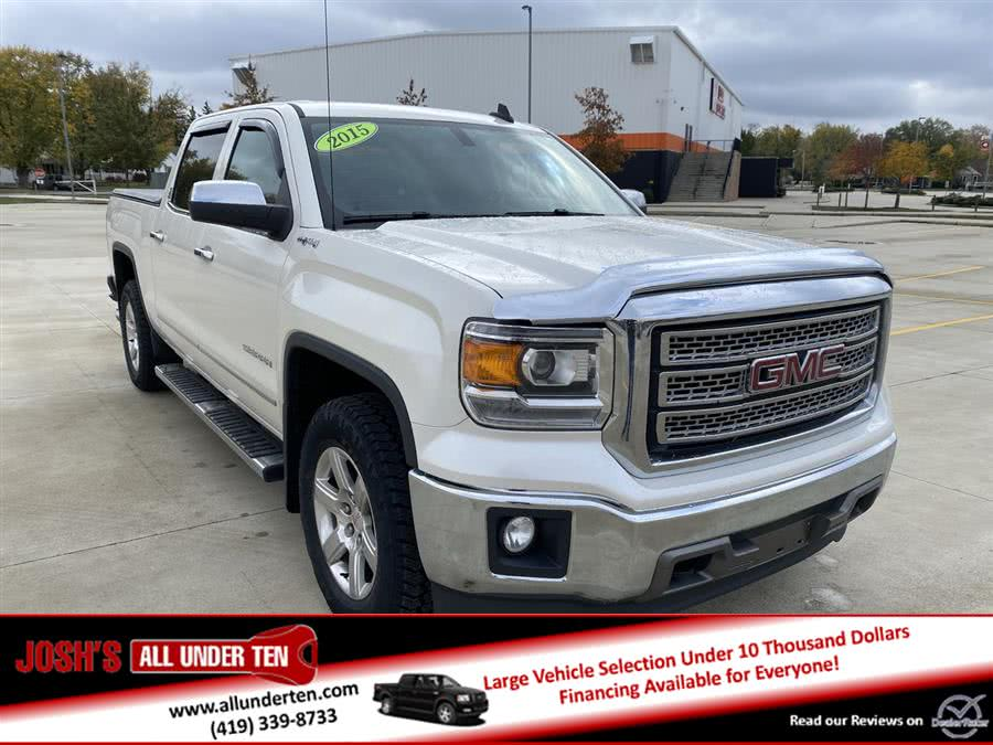 Used 2015 GMC Sierra 1500 in Elida, Ohio | Josh's All Under Ten LLC. Elida, Ohio