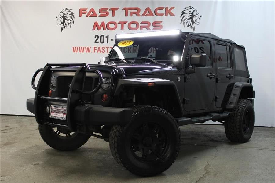 Used 2013 Jeep Wrangler Unlimited in Paterson, New Jersey | Fast Track Motors. Paterson, New Jersey