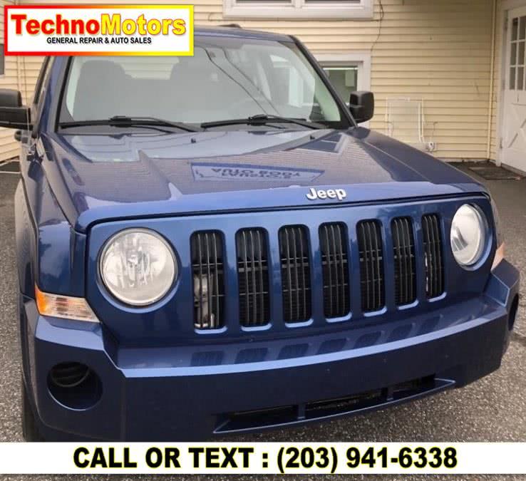Used 2009 Jeep Patriot in Danbury , Connecticut | Techno Motors . Danbury , Connecticut