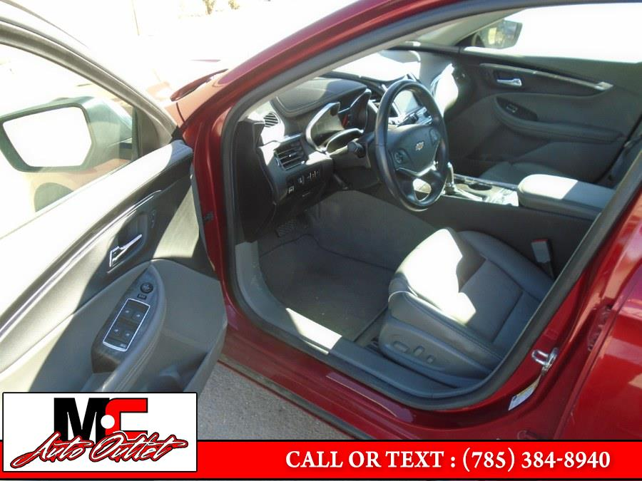 Used Chevrolet Impala 4dr Sdn LT w/2LT 2015 | M C Auto Outlet Inc. Colby, Kansas