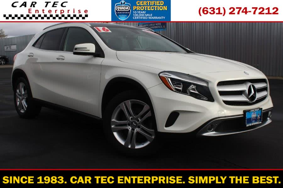 Used 2016 Mercedes-Benz GLA in Deer Park, New York | Car Tec Enterprise Leasing & Sales LLC. Deer Park, New York