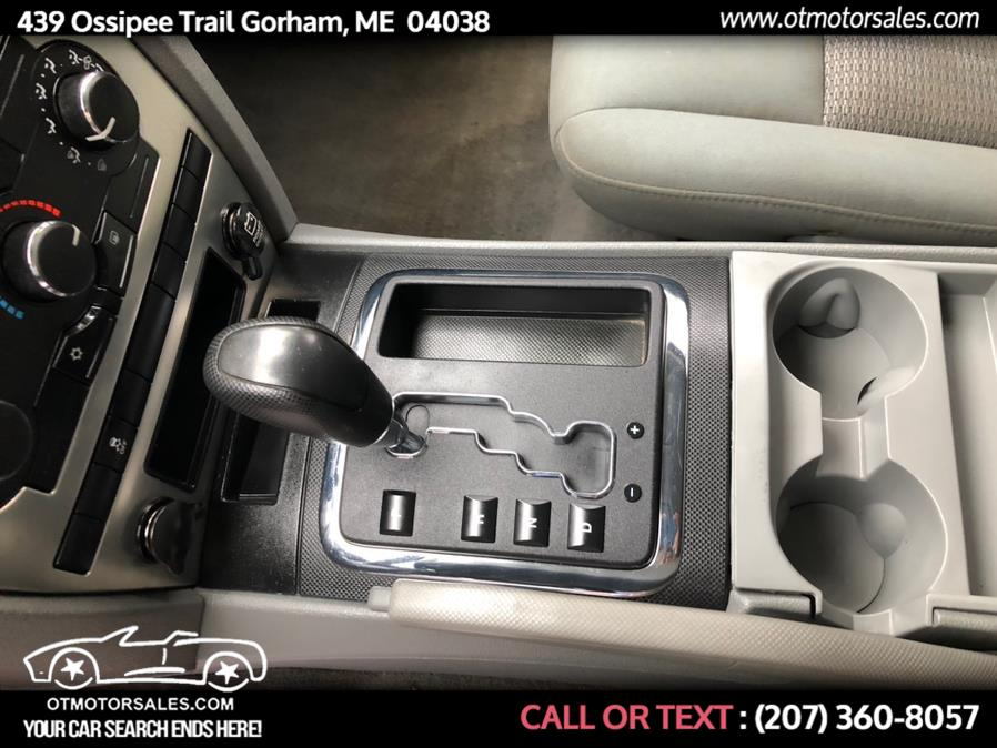 Used Jeep Grand Cherokee 4WD 4dr Laredo 2007 | Ossipee Trail Motor Sales. Gorham, Maine