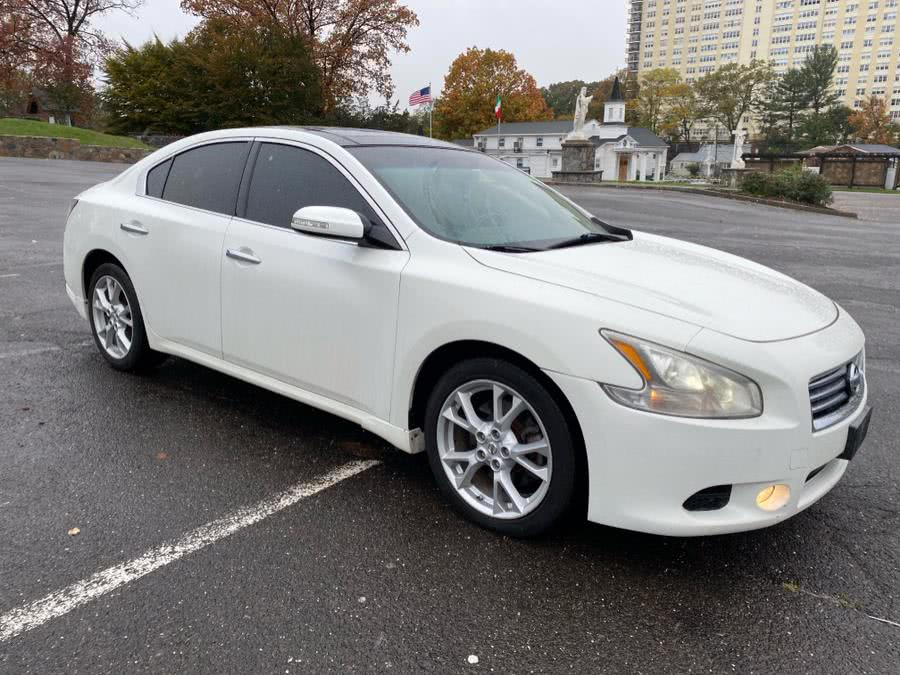Used 2014 Nissan Maxima in Bridgeport, Connecticut | CT Auto. Bridgeport, Connecticut