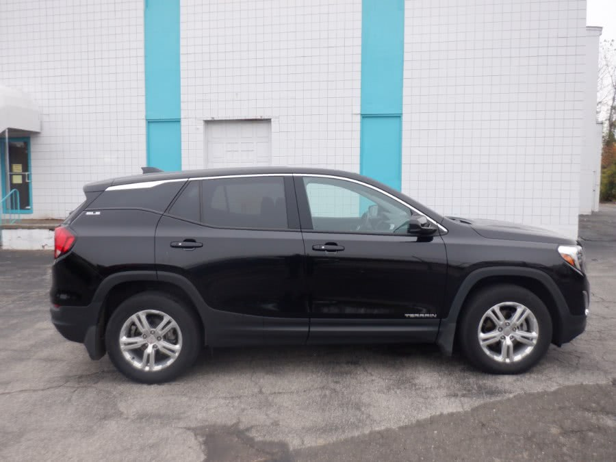 Used 2018 GMC Terrain in Milford, Connecticut | Dealertown Auto Wholesalers. Milford, Connecticut