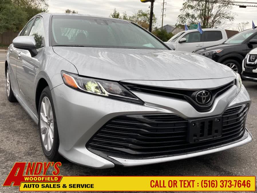 Used Toyota Camry LE Auto (Natl) 2018 | Andy's Woodfield. West Hempstead, New York