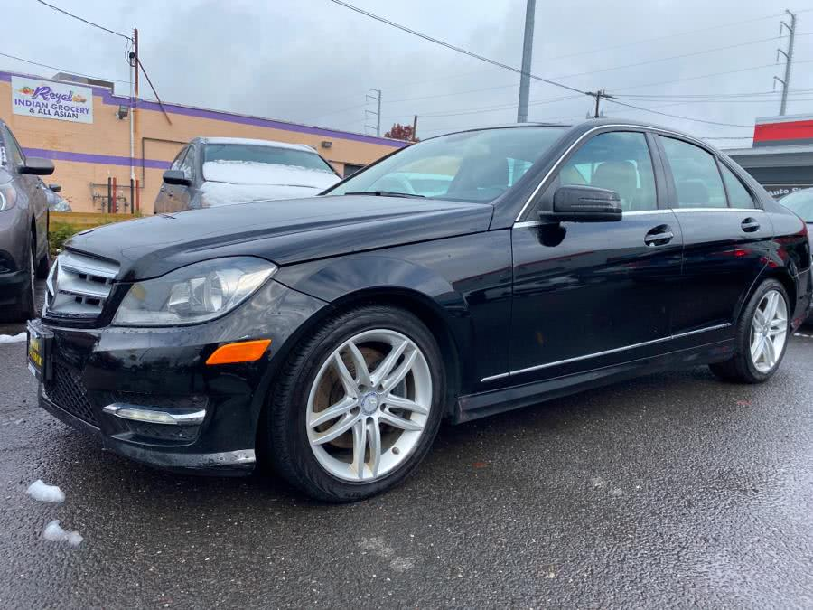 Used 2013 Mercedes-Benz C-Class in West Hartford, Connecticut | Auto Store. West Hartford, Connecticut
