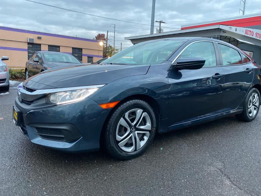 Used 2017 Honda Civic Sedan in West Hartford, Connecticut | Auto Store. West Hartford, Connecticut