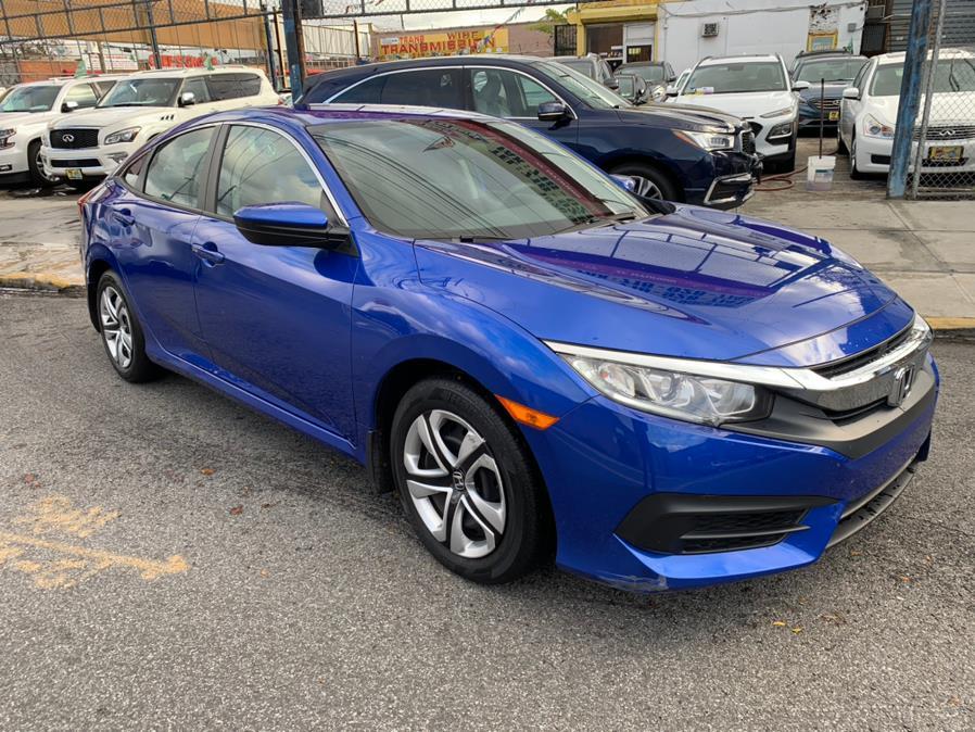 2017 Honda Civic Sedan LX CVT, available for sale in Brooklyn, NY