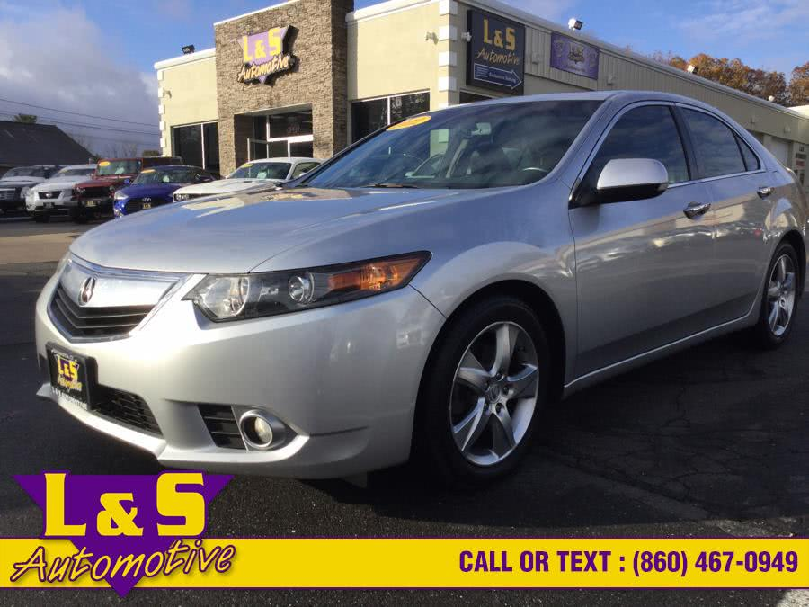 Used 2012 Acura TSX in Plantsville, Connecticut | L&S Automotive LLC. Plantsville, Connecticut