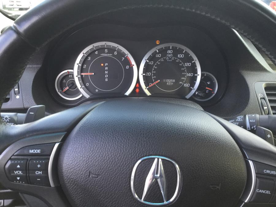 Used Acura TSX 4dr Sdn I4 Auto 2012 | L&S Automotive LLC. Plantsville, Connecticut