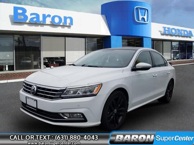 Used 2018 Volkswagen Passat in Patchogue, New York   Baron Supercenter. Patchogue, New York