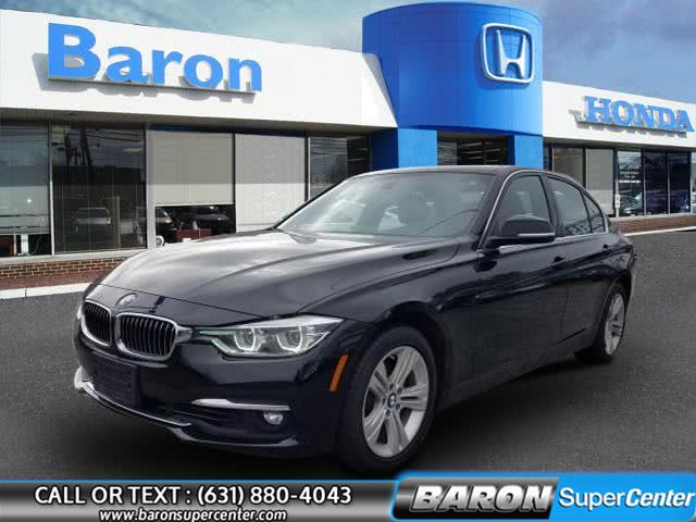 Used 2016 BMW 3 Series in Patchogue, New York | Baron Supercenter. Patchogue, New York