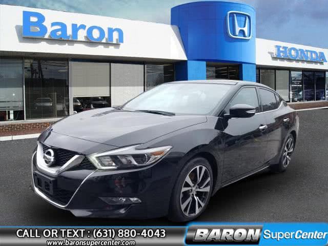 Used 2017 Nissan Maxima in Patchogue, New York | Baron Supercenter. Patchogue, New York
