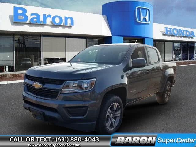 Used 2017 Chevrolet Colorado in Patchogue, New York | Baron Supercenter. Patchogue, New York