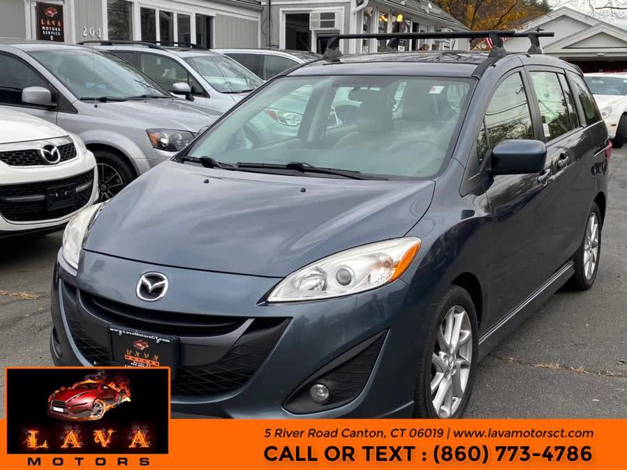 Used 2012 Mazda Mazda5 in Canton, Connecticut | Lava Motors. Canton, Connecticut