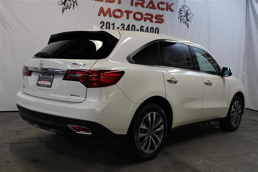 Used Acura Mdx TECHNOLOGY 2016 | Fast Track Motors. Paterson, New Jersey