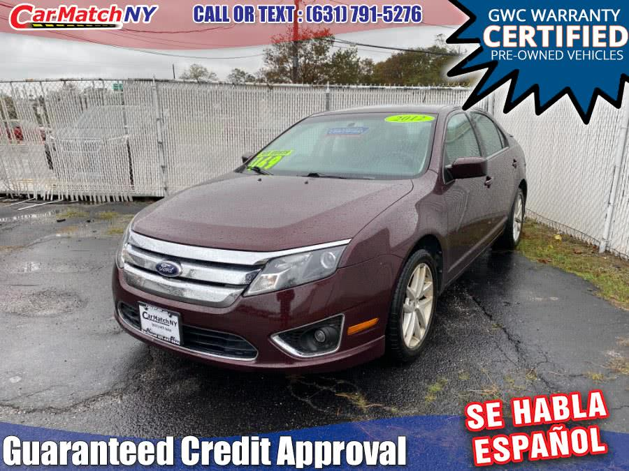 Used 2012 Ford Fusion in Bayshore, New York | Carmatch NY. Bayshore, New York