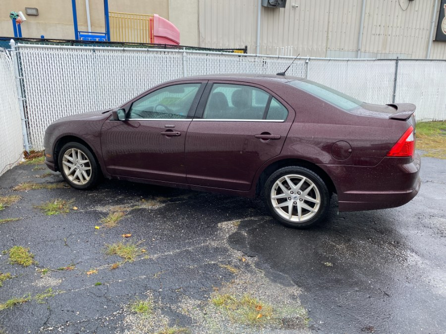 Used Ford Fusion 4dr Sdn SEL FWD 2012 | Carmatch NY. Bayshore, New York