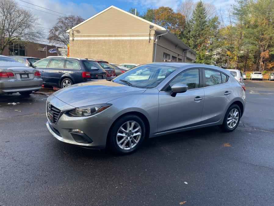 Used Mazda Mazda3 5dr HB Auto i Touring 2014 | Automotive Edge. Cheshire, Connecticut