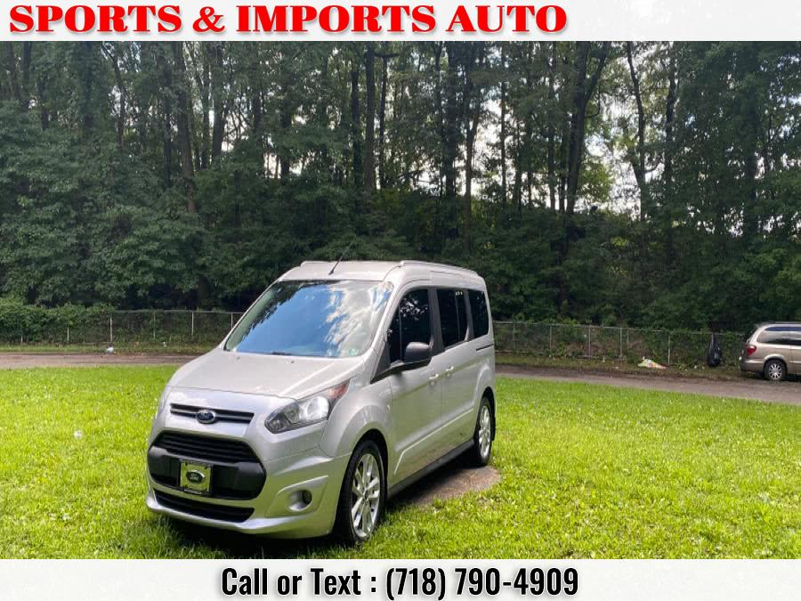 Used 2015 Ford Transit Connect Wagon in Brooklyn, New York | Sports & Imports Auto Inc. Brooklyn, New York