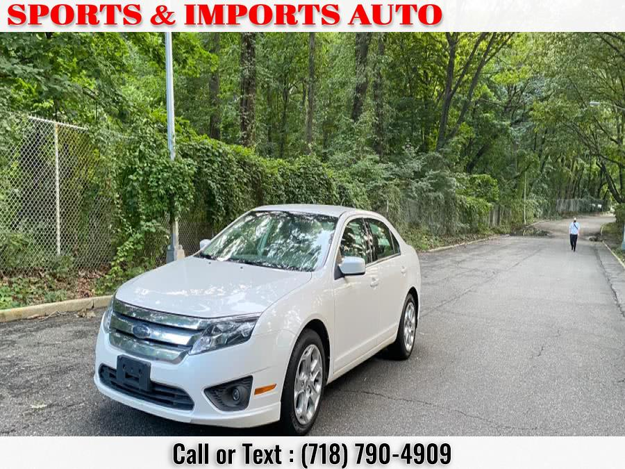 Used 2010 Ford Fusion in Brooklyn, New York | Sports & Imports Auto Inc. Brooklyn, New York