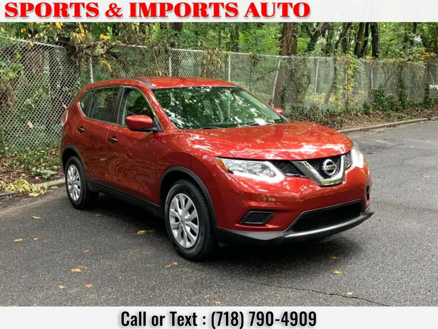 Used Nissan Rogue FWD 4dr S 2016 | Sports & Imports Auto Inc. Brooklyn, New York