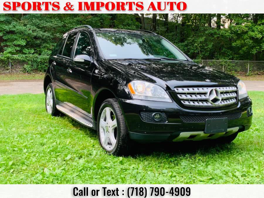 Used 2008 Mercedes-Benz M-Class in Brooklyn, New York | Sports & Imports Auto Inc. Brooklyn, New York