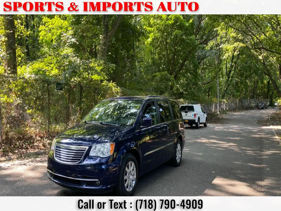 Used Chrysler Town & Country 4dr Wgn Touring 2016 | Sports & Imports Auto Inc. Brooklyn, New York