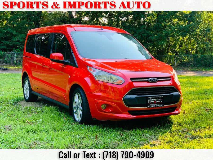 Used 2014 Ford Transit Connect Wagon in Brooklyn, New York | Sports & Imports Auto Inc. Brooklyn, New York
