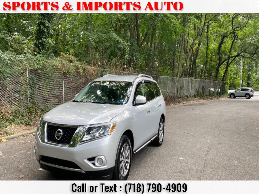 Used 2013 Nissan Pathfinder in Brooklyn, New York | Sports & Imports Auto Inc. Brooklyn, New York