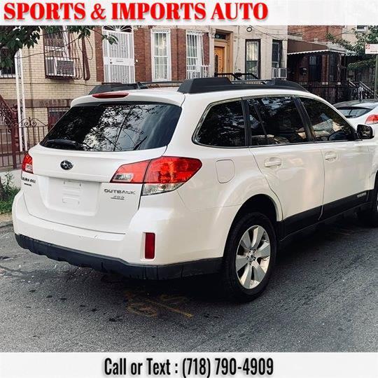 Used Subaru Outback 4dr Wgn H4 Auto 2.5i Limited 2012 | Sports & Imports Auto Inc. Brooklyn, New York