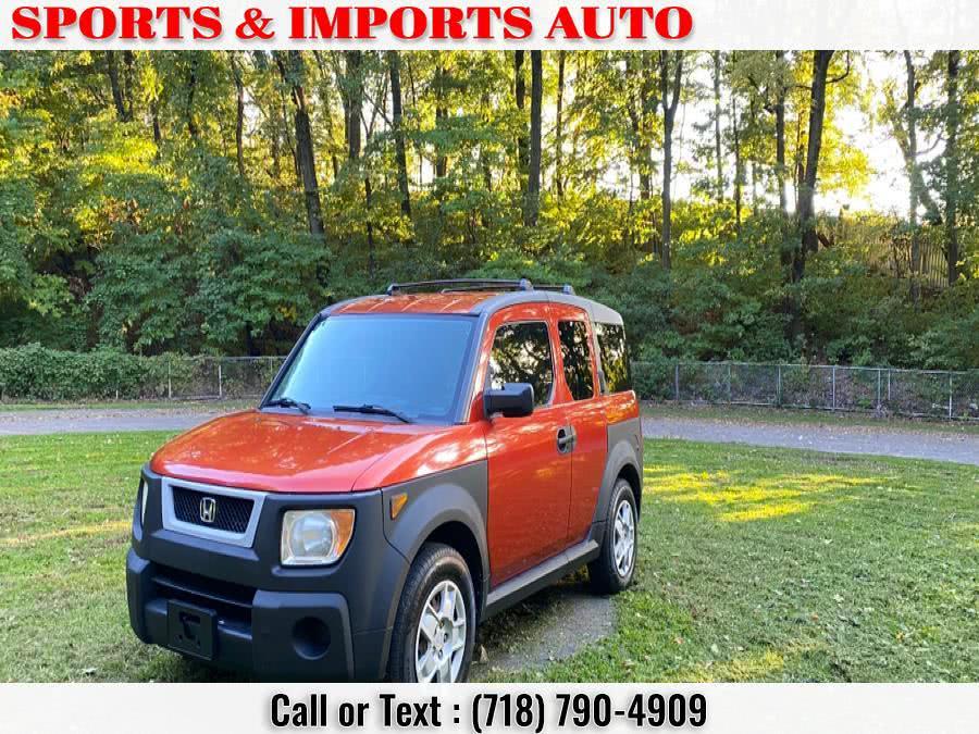 Used 2005 Honda Element in Brooklyn, New York | Sports & Imports Auto Inc. Brooklyn, New York
