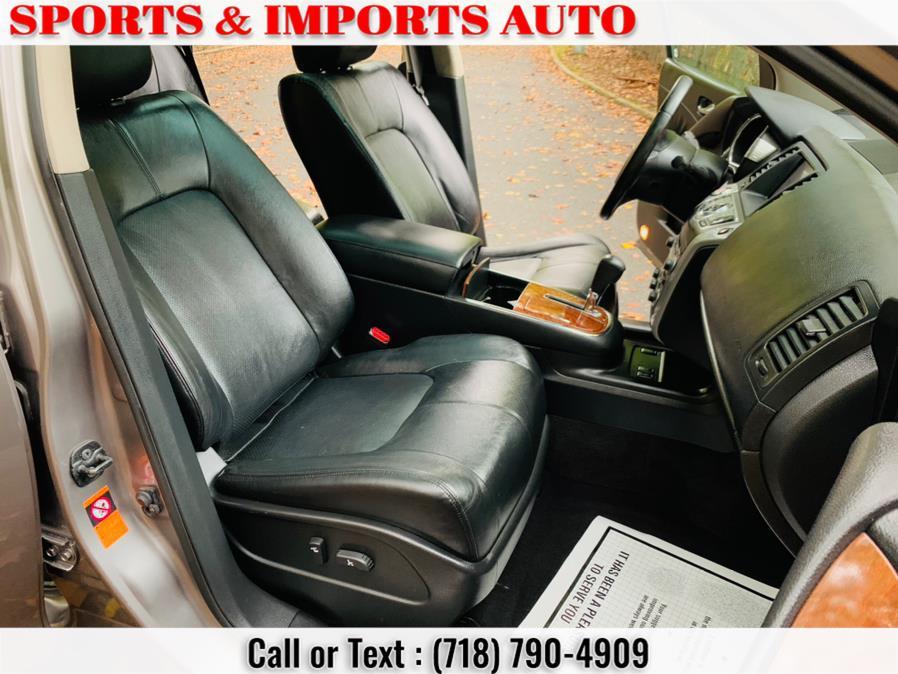 Used Nissan Murano AWD 4dr SL 2009 | Sports & Imports Auto Inc. Brooklyn, New York