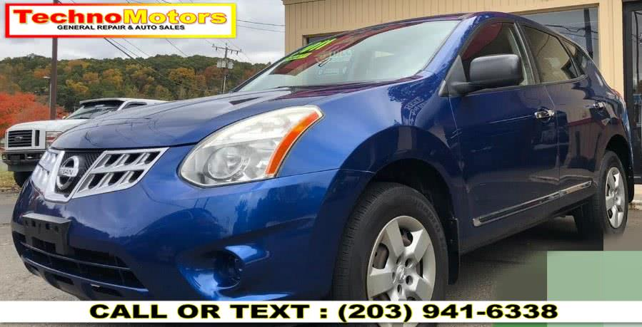 Used 2011 Nissan Rogue in Danbury , Connecticut | Techno Motors . Danbury , Connecticut