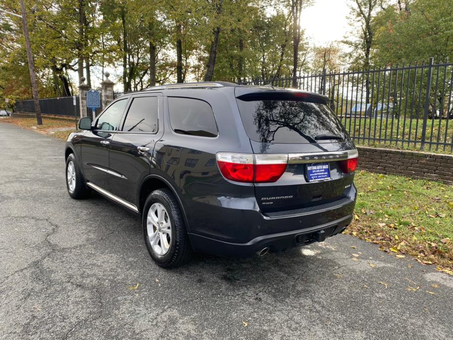 Used Dodge Durango AWD 4dr Crew 2013 | Daytona Auto Sales. Little Ferry, New Jersey