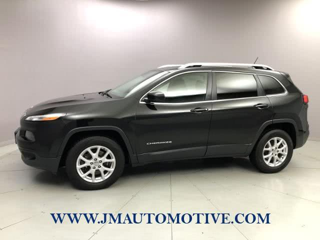 Used 2014 Jeep Cherokee in Naugatuck, Connecticut | J&M Automotive Sls&Svc LLC. Naugatuck, Connecticut