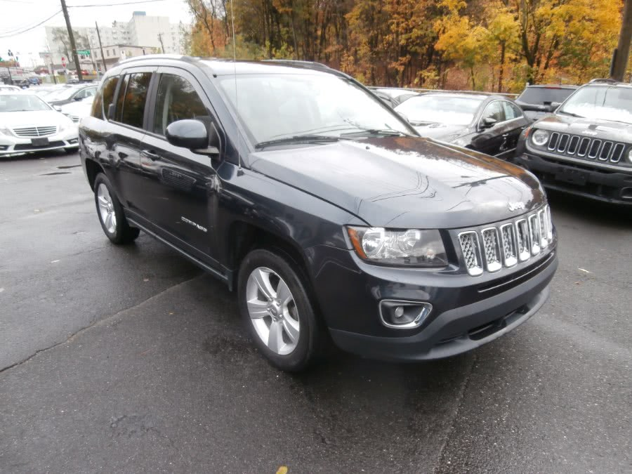 Used Jeep Compass FWD 4dr High Altitude Edition 2015 | Jim Juliani Motors. Waterbury, Connecticut