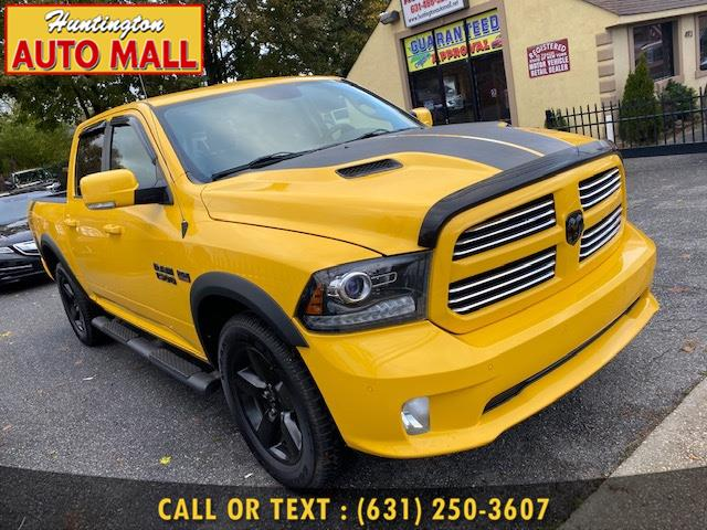 "Used Ram 1500 4WD Crew Cab 140.5"" Sport 2016 
