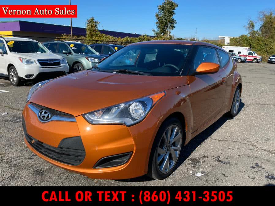Used 2016 Hyundai Veloster in Manchester, Connecticut | Vernon Auto Sale & Service. Manchester, Connecticut