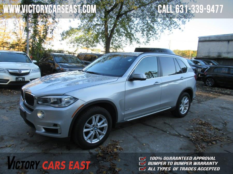 Used BMW X5 AWD 4dr xDrive35i 2014 | Victory Cars East LLC. Huntington, New York