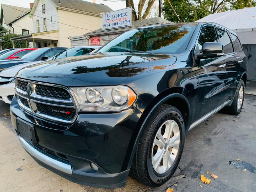Used Dodge Durango AWD 4dr Crew 2013 | JC Lopez Auto Sales Corp. Port Chester, New York