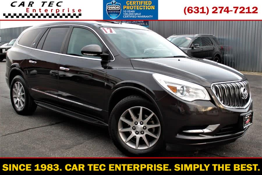 Used Buick Enclave AWD 4dr Leather 2017 | Car Tec Enterprise Leasing & Sales LLC. Deer Park, New York