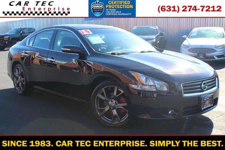 Used 2014 Nissan Maxima in Deer Park, New York | Car Tec Enterprise Leasing & Sales LLC. Deer Park, New York