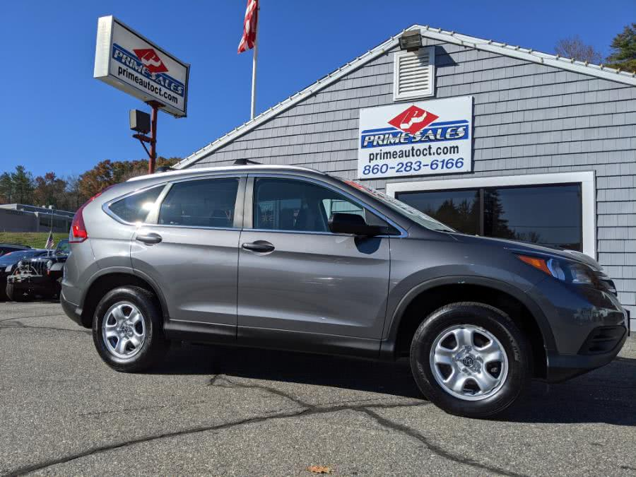 Used 2014 Honda CR-V in Thomaston, Connecticut